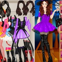 Halloween Costumes: Dress Up Game