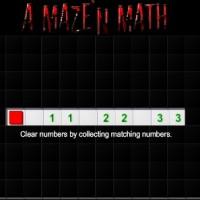 Maze 'n Math