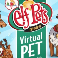 Virtual Pet Reindeer